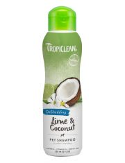 """Lime/Coconut шампунь против линьки """"лайм и кокос"""" для собак и кошек"""
