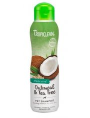 """Oatmeal/Tea Tree шампунь лечебный от зуда и перхоти """"овсянный с маслом чайного дерева"""" для собак и кошек,"""