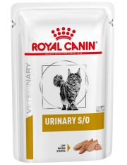 Urinary S/O диета для кошек при заболеваниях дистального отдела мочевыделительной системы(паштет)