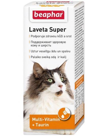 Laveta Super кормовая добавка для кошек