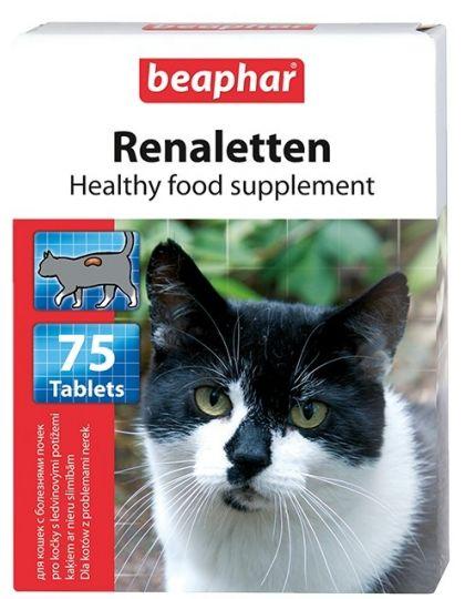 Renaletten витамины для кошек с почечными проблемами