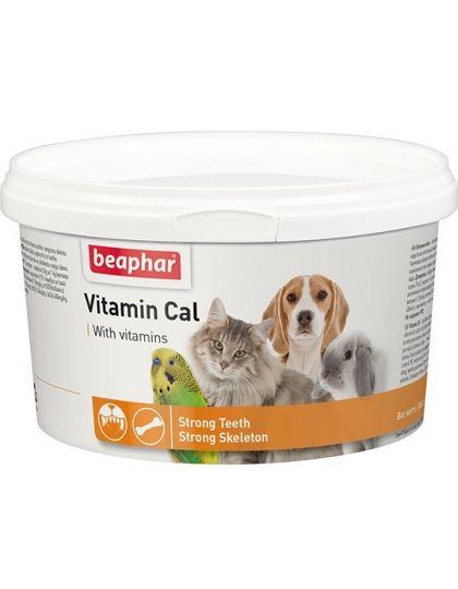 Vitamin Cal минеральная смесь для кошек, собак, грызунов и птиц