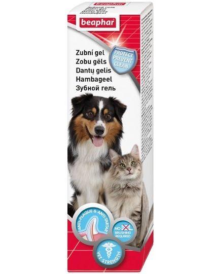 Tooth gel зубной гель для кошек и собак