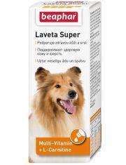 Laveta Super жидкие витамины для собак