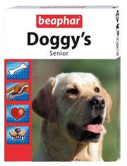 Doggys Senior кормовая добавка для собак старше 7 лет