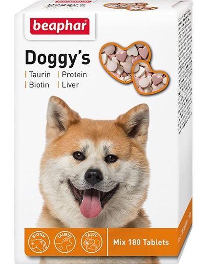 Doggy`s Mix  кормовая добавка  для собак с таурином, биотином, и протеином