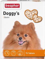 Doggy's + Biotin кормовая добавка  с биотином для собак