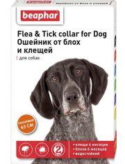 Flea & Tick collar for Dog ошейник от блох и клещей для собак оранжевый