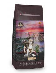 Puppy с уткой и рисом - сухой корм для щенков любой породы от 1 до 18 месяцев