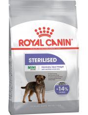 Mini Sterilized корм для стерилизованных собак