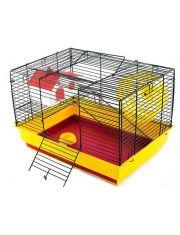 """Клетка для грызунов """"Саша"""" мини, 1этаж"""