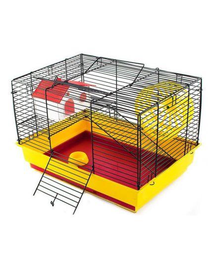 Клетка для грызунов Саша мини, 1этаж