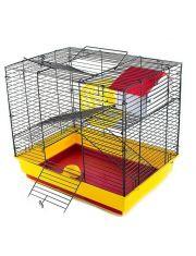 """Клетка для грызунов """"Саша"""" мини, 2этажа"""