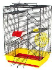 "Клетка для грызунов ""Саша"" стандарт+,3 этажа"
