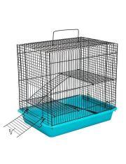 """Клетка """"ЕСО"""" (Хома №2) для грызунов 2 этажа"""