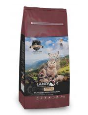 Полнорационный сухой корм для стерилизованных и кошек с избыточным весом кролик с рисом