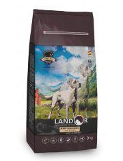 Полнорационный сухой корм для щенков крупных пород от 1 до 18 месяцев ягненок с рисом
