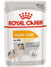 Coat Care паштет для собак с тусклой и сухой шерстью
