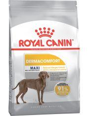 Maxi Dermacomfort для взрослых собак крупных пород с раздраженной и зудящей кожей