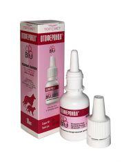Отоферонол - Био  ушные капли для лечения воспаления ушей у собак и кошек различной этиологии