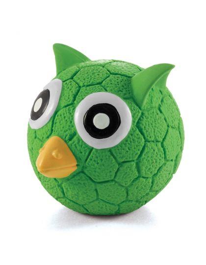 Совенок-мяч игрушка для собак