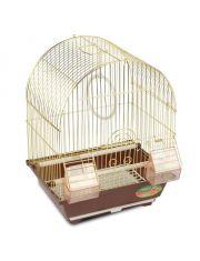Клетка для птиц, золото