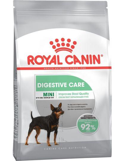 Mini Digestive care для взрослых и стареющих собак мелких размеров с чувствительным пищеварением