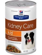 Diet Feline k/d рагу для собак  при заболевании почек, курица