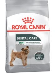 Mini Dental Care для взрослых и стареющих собак мелких размеров, предрасположенных к образованию зубного камня