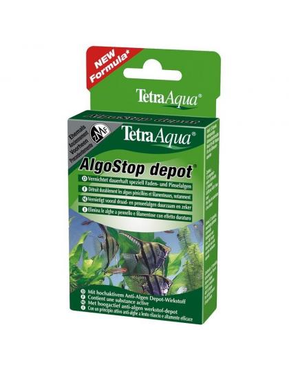AlgoStop depot средство для уничтожения водорослей