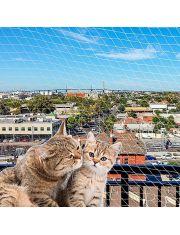 Защитная сетка на балкон