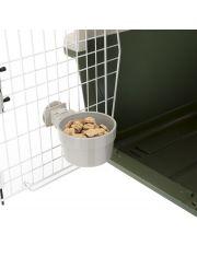 Пластиковый контейнер для корма к переноскам для кошек или собак