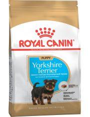 Yorkshire Terrier Puppy полнорационный корм для щенков породы йоркширский терьер в  возрасте до 10 месяцев