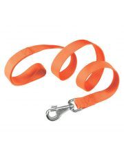 Поводок Club G15/120 оранжевый