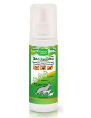 ЗооЗащита спрей от клещей, комаров и мошек