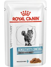 Sensitivity Control диета для кошек при нарушении пищеварения