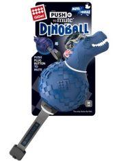 Динозавр с отключаемой пищалкой синий