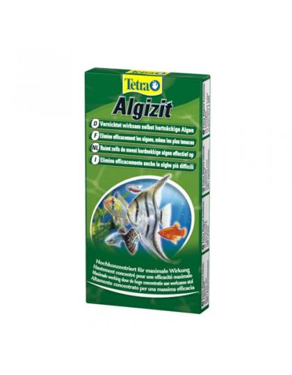 Algizit  средство для борьбы с водорослями при сильном их развитии
