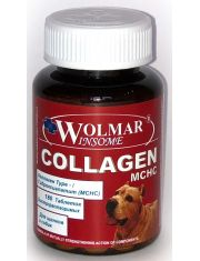 Wolmar COLLAGEN MCHC хондропротектор на основе гидроксиапатита кальция для собак