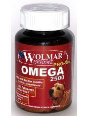 Wolmar Pro Bio Omega 2500 комплекс для собак крупных пород