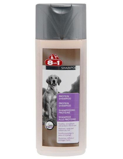 Шампунь для собак с протеином
