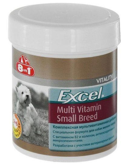 Мультивитамины для собак мелких пород