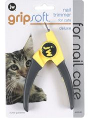 Grip Soft Deluxe Nail Trimmer когтерез-гильотина для кошек