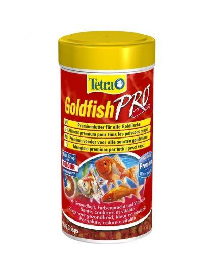 Goldfish Pro  корм для золотых рыбок  чипсы