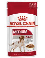 Medium Adult паучи для собак средних пород соус