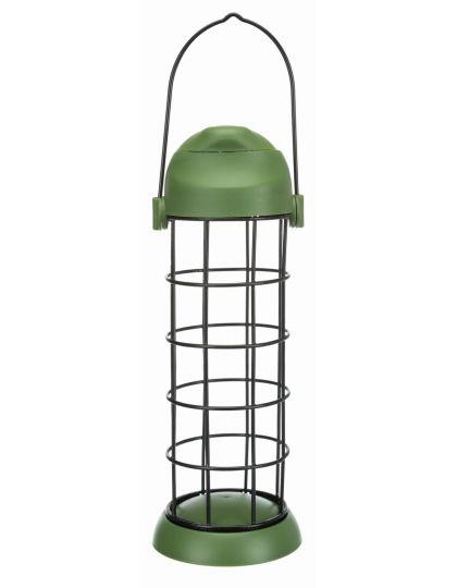 Кормушка подвесная, зелёная