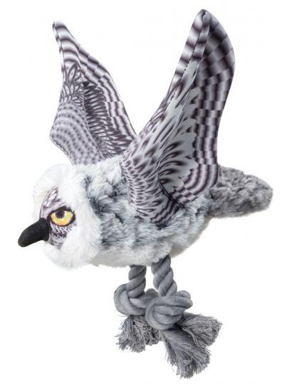Полярная сова игрушка для собак