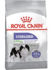 X-Small Sterilised корм для стерилизованных собак миниатюрных пород