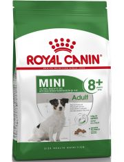 Mini Adult 8+ для мелких собак (весом от 4 до 10 кг) в возрасте от 8 до 12 лет