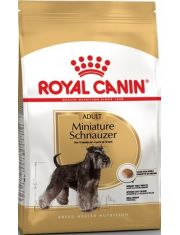 Miniature Schnauzer Adult корм для собак породы миниатюрный шнауцер старше 10 месяцев